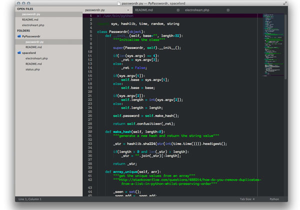 28.sublime text themes