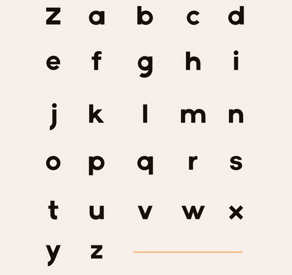 3.Free Font Of The Day  Axis