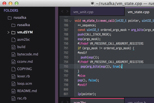 3.sublime text themes