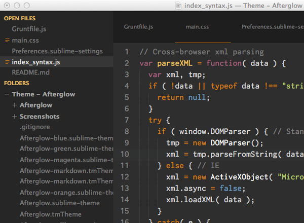 31.sublime text themes