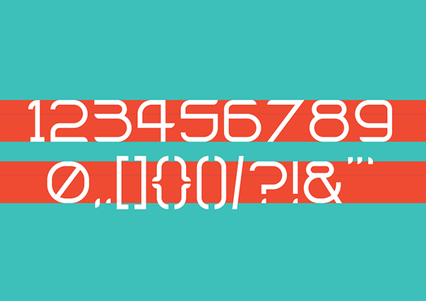 4.Free Font Of The Day  Dickerson Flat