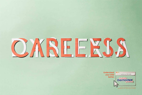 4.typography print ads