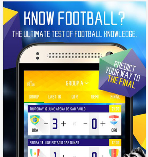 8.world cup apps