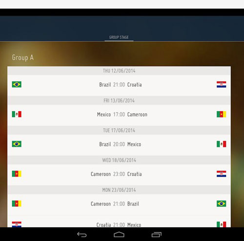 9.world cup apps