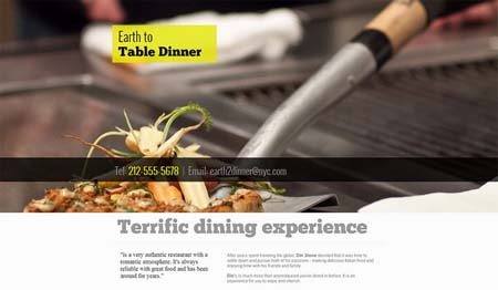 Best Website Makers for Restaurants