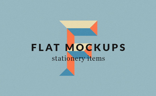 Flat-MockUps-Stationery-Items-1