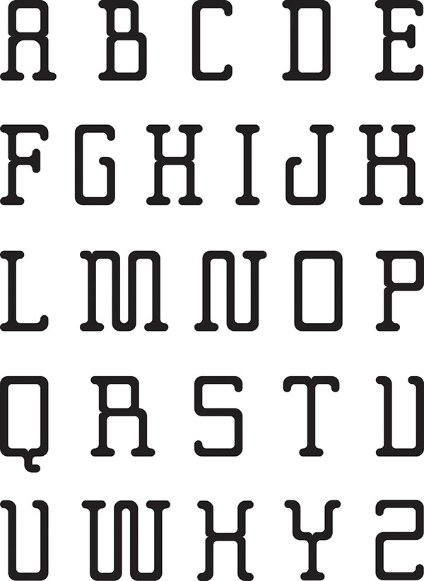 2.Free Font Of The Day  Big Foot