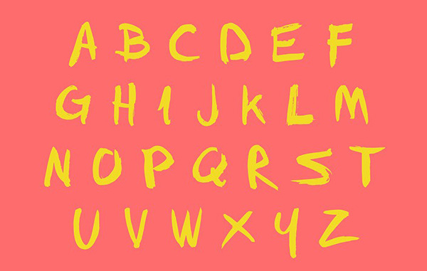 2.Free Font Of The Day  FFAD Matro