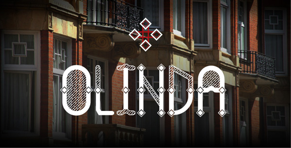 2.Free Font Of The Day  Olinda