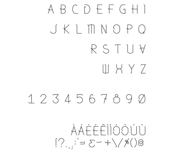 3.Free Font Of The Day  Regina