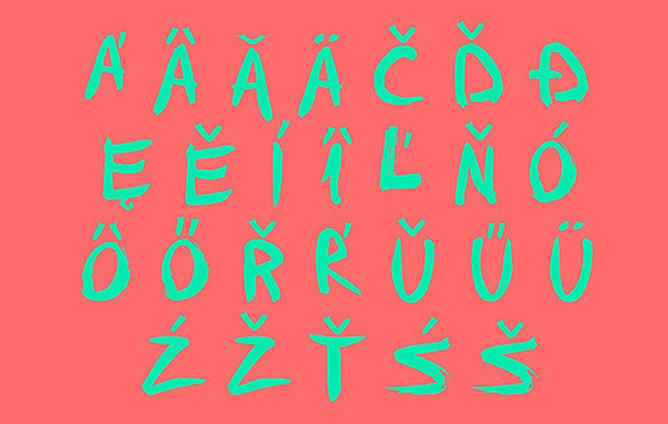 4.Free Font Of The Day  FFAD Matro