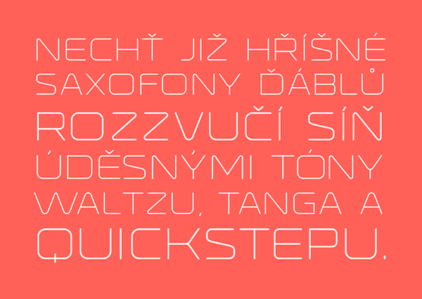 5.Free Font Of The Day  Ronduit