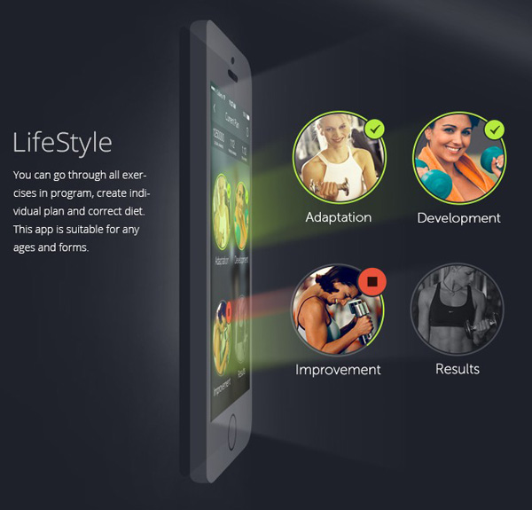 5.Mobile App Design Inspiration – PlayWellness