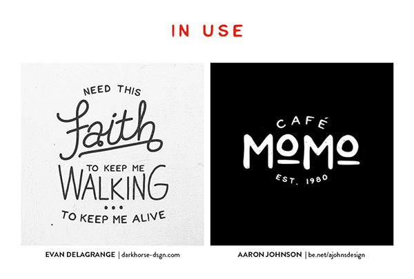 6.Free Font Of The Day  Parker