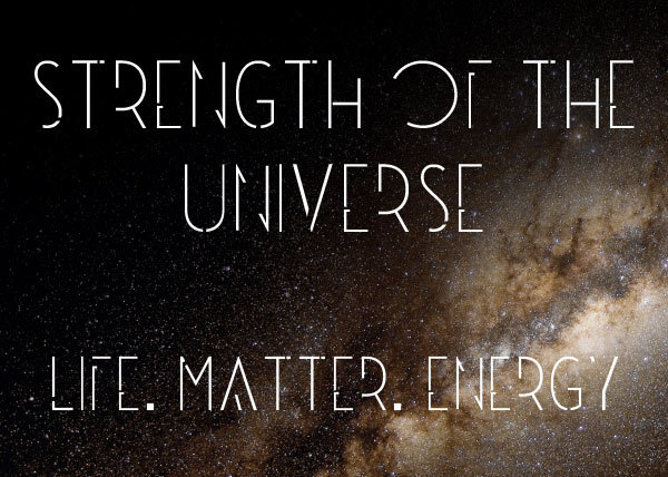 6.Free Font Of The Day  Universe