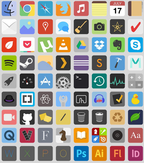 flat-icons-for-OS-X