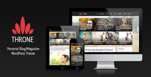 wordpres blog theme
