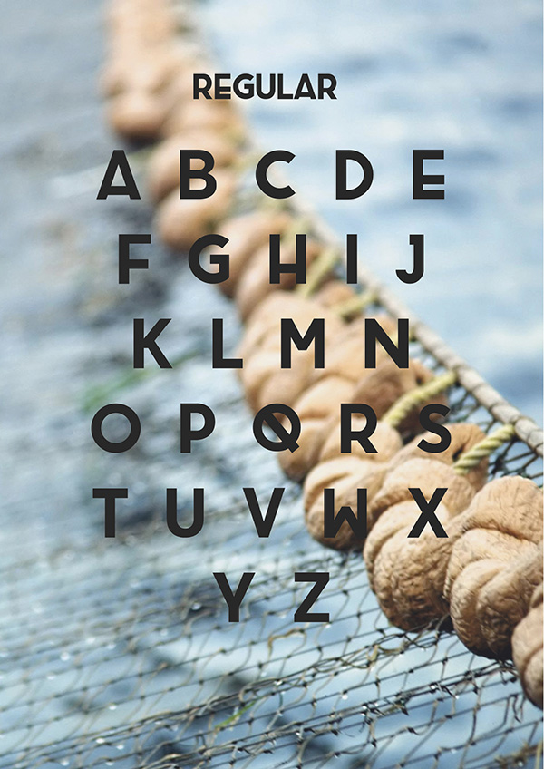 1.Free Font Of The Day  Brig