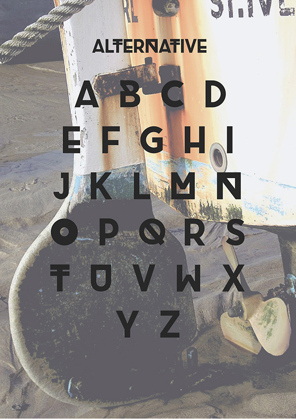 2.Free Font Of The Day  Brig