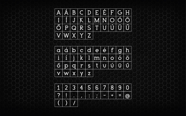 3.Free Font Of The Day  Terembura