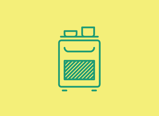 3.kitchen icon set