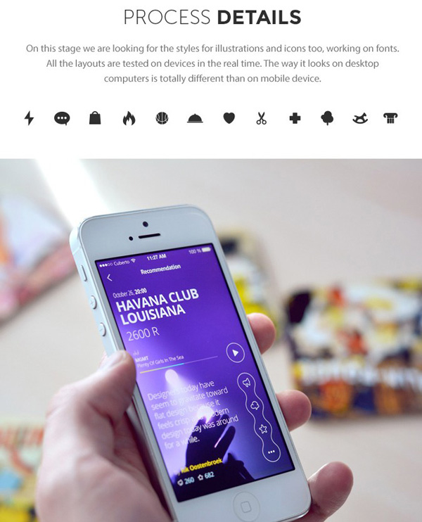 4.Mobile App Design Inspiration – Round