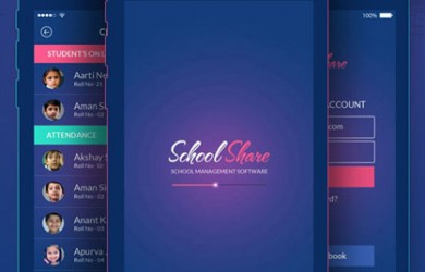 4.Mobile-App-Design-Inspiration-–-School-Share
