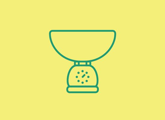 4.kitchen icon set