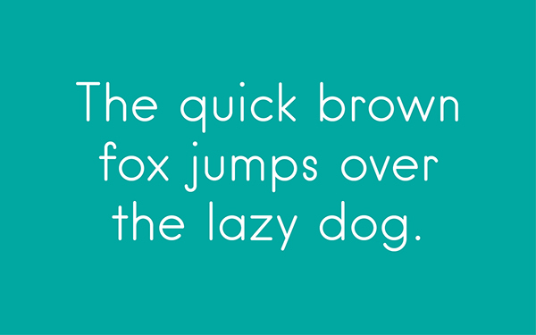 5.Free Font Of The Day  Hanken Round