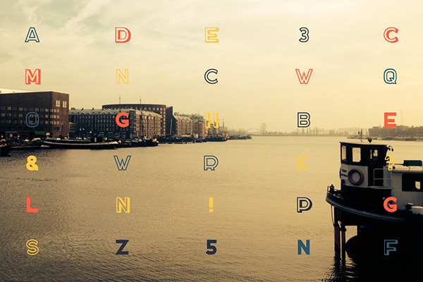 2.Free Font Of The Day  Docker