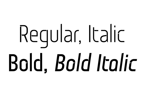 2.Free Font Of The Day  Monitorca
