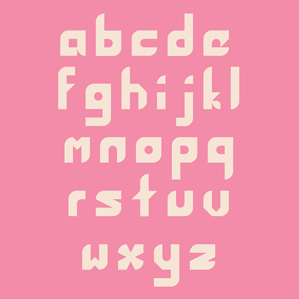 3.Free Font Of The Day  Maddac