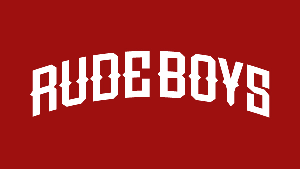 3.Free Font Of The Day  Rude