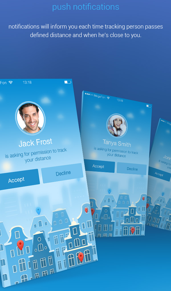 4.Mobile App Design Inspiration – WhereU