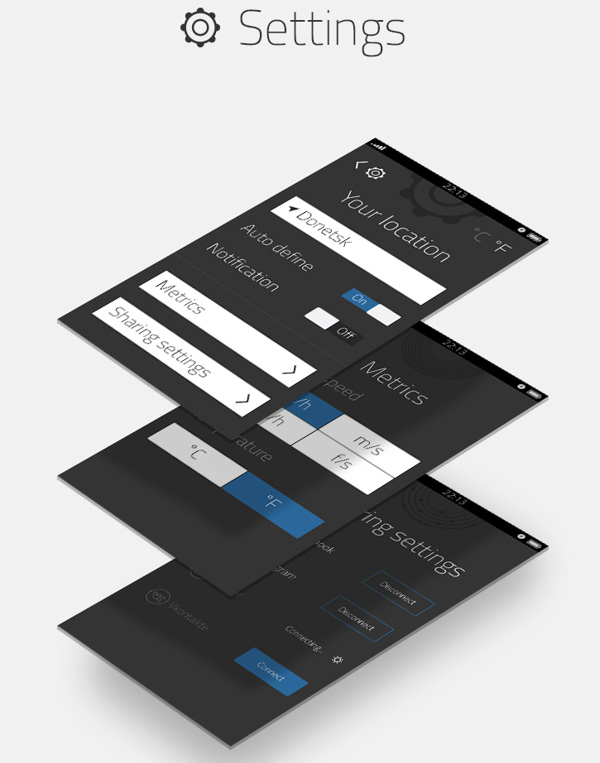 6.Mobile App Design Inspiration – Outside The Window