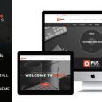 Multipurpose Business Wordpress Theme