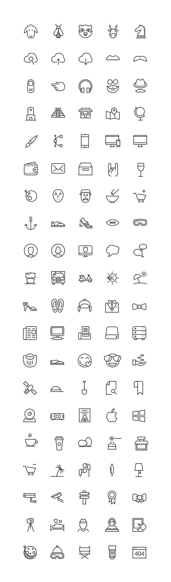 Free Download : Icons Mind – 100 Free iOS 8 Icons | Designbeep
