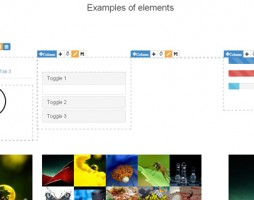 jQuery-drag-and-drop-HTML-editor