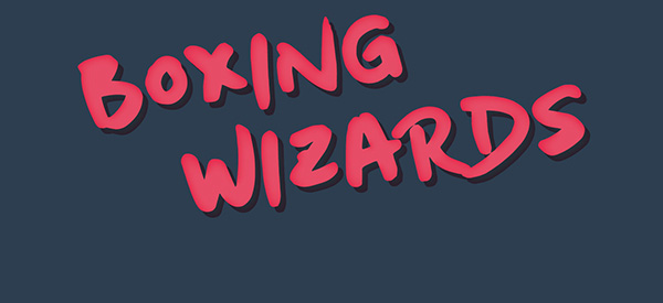 1.Free Font Of The Day  Boxing Wizards