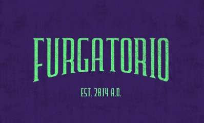 1.Free Font Of The Day  Furgatorio