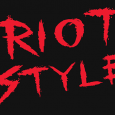1.Free Font Of The Day  Riot Style