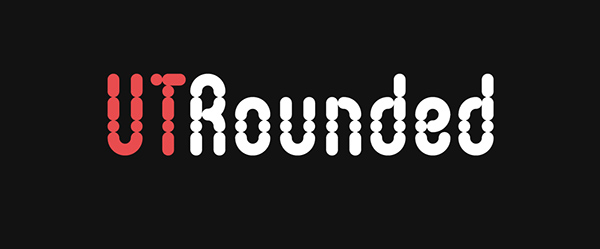 1.Free Font Of The Day  Ut Rounded