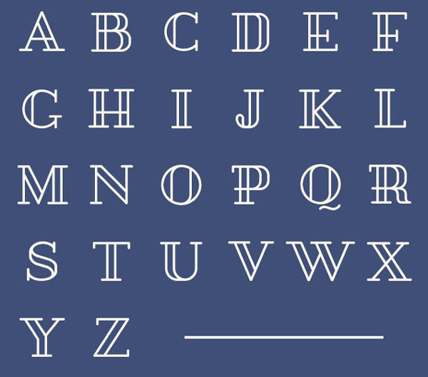 2.Free Font Of The Day  Pirou