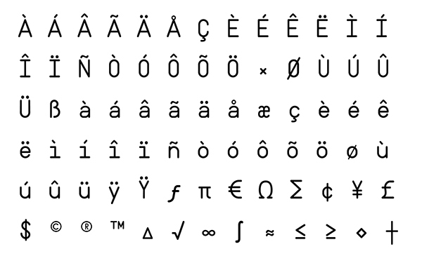 3.Free Font Of The Day  Ahamono
