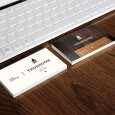 5.Business Card and Tablet MockUps