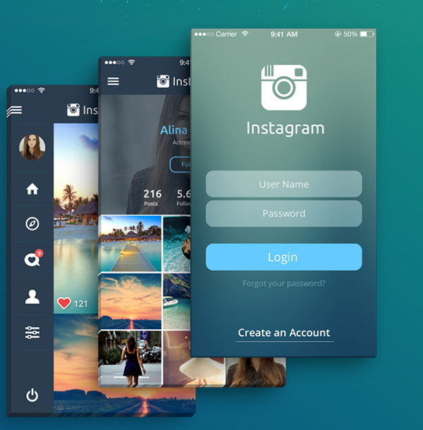 Instagram Redesign_2