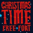 1.Free Font Of The Day  Christmas Time