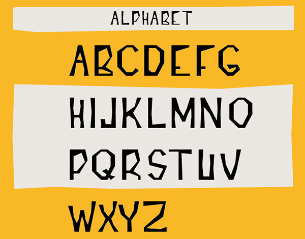 2.Free Font Of The Day  INCISE