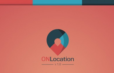 2.Mobile App Design Inspiration – ONLocation
