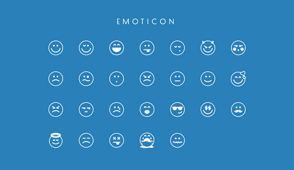 2.free vector line icons
